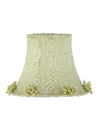 Chandelier Shade - Pearl Burst - Green by