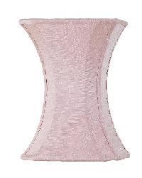 Shade - MED - Hourglass - Plain - Pink by