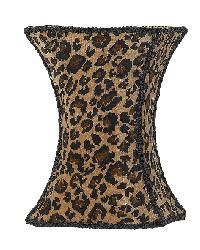 Shade - MED - Hourglass - Leopard by
