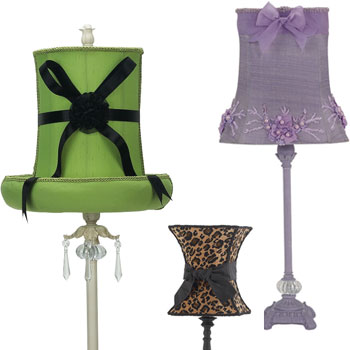 Decorative Glass Lamp Shades on Decorative Lamp Shades  Sconce Shades And Chandelier Shades Of Every