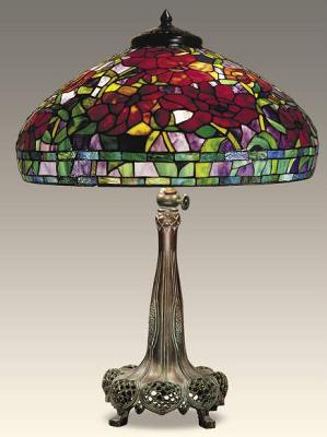 Dale Tiffany Peony Tiffany Table Lamp  Search Results