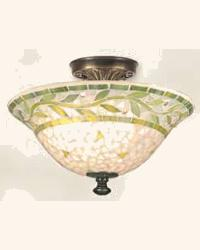 Mosaic Ceiling Light by