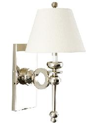 Moderne II Transitional Sconce Light by