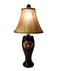 Auburn Tigers Traditional Table Lamp by