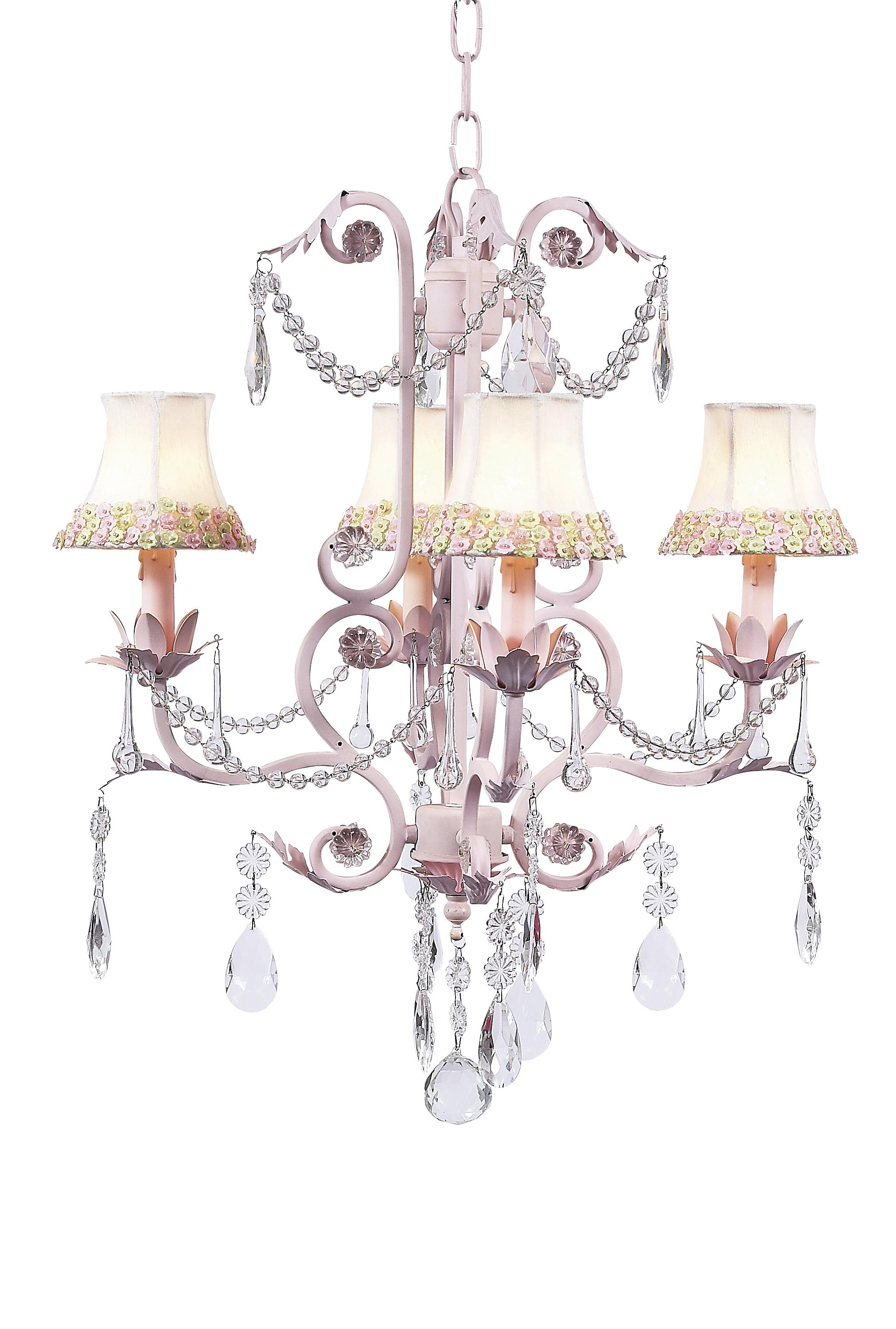 Flower border chandelier shades on valentino chandelier pinkgreen jubilee collection flower border chandelier shades on valentino chandelier pink green search results aloadofball Image collections