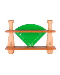 Baseball Field Shelf by