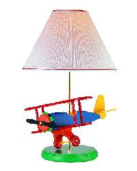 Airplane Lamp by