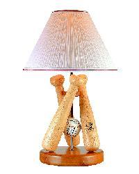 Triple Bat Lamp by