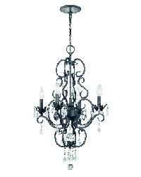Myrth 4 Light Chandelier by