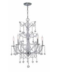 Crysilda 5 Light Chandelier by