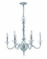 Manica 6 Light Chandelier by