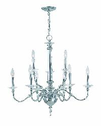 Manica 9 Light Chandelier by