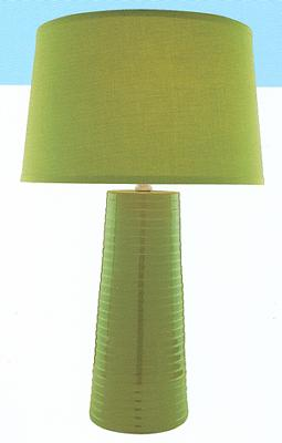 Lite Source Inc Ashanti Ceramic Table Lamp - Green GRN Search Results