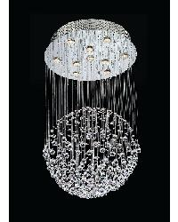 Cristallo 10 Light Chandelier by