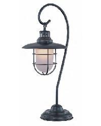 Lanterna Table Lamp - Dark Bronze by