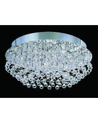 Krysztal II 20 Light Ceiling Lamp by