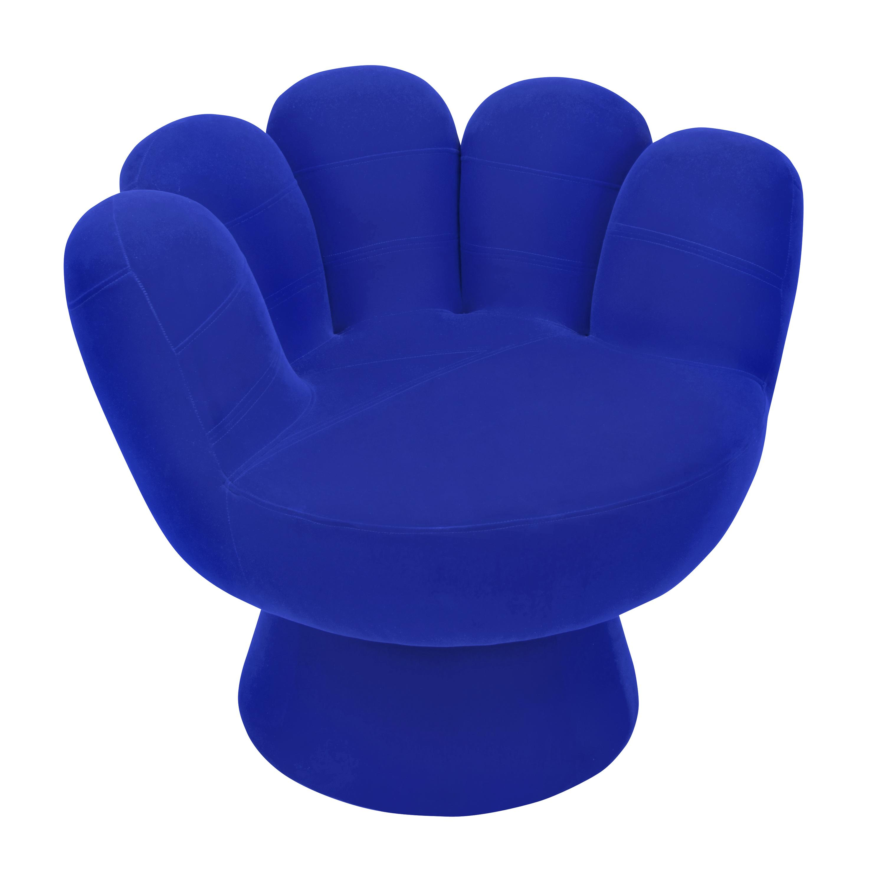 Lumisource Mitt Chair Blue Search Results  sc 1 st  InteriorDecorating.com & Mitt Chair Blue Lumisource