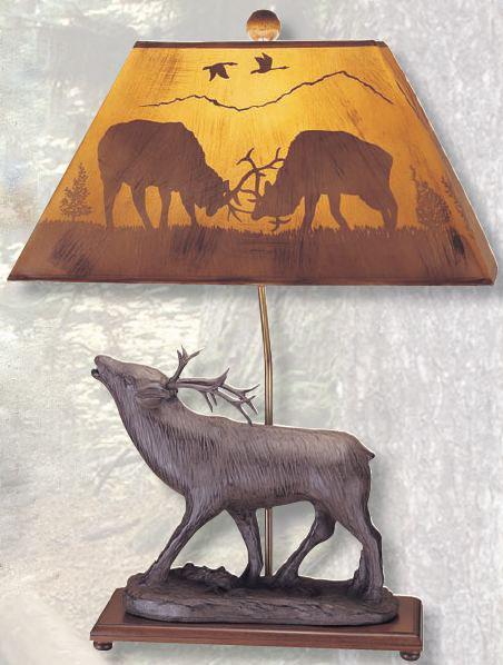 Elk Table Lamp Interiordecorating