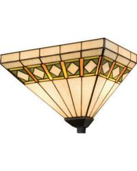 Diamond Mission Wall Sconce 11109 by