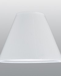 7in W X 5in H Parchment White Shade 117445 by