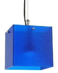 Quadrum Blue Led Mini Pendant 118135 by