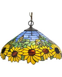 Wild Sunflower Pendant 119560 by