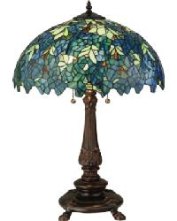 Nightfall Wisteria Table Lamp 124815 by