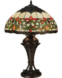Creole Table Lamp by