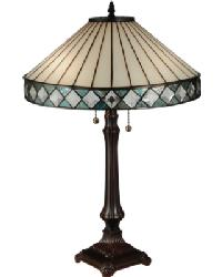 Diamondring Table Lamp 134537 by