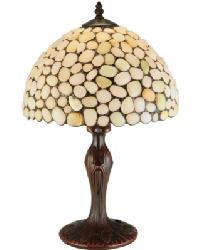 Jasper Opal Table Lamp by