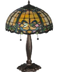 Tiffany Dragonfly Table Lamp by