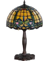 Tiffany Dragonfly Accent Lamp 138586 by