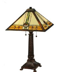 Carlsbad Mission Table Lamp by