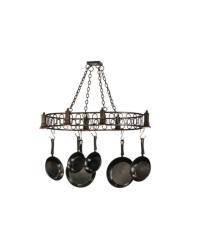 Deco Oblong Pot Rack 148249 by