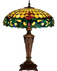 Duffner and Kimberly Colonial Table Lamp by