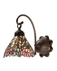 Wisteria 1 Lt Wall Sconce 18721 by