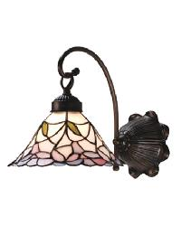 Daffodil Bell 1 Lt Wall Sconce 18724 by