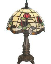 Roseborder Mini Lamp 19189 by