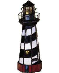 Cape Hatteras Lighthouse Accent Lamp by