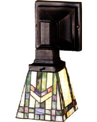 Prairie Wheat Wall Sconce 25894 by