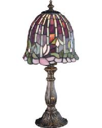 Flowering Lotus Accent Lamp 26647 by