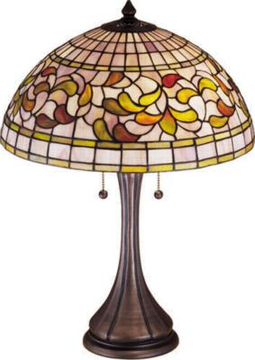 Meyda Tiffany Turning Leaf Table Lamp  Search Results