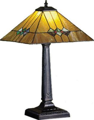 Meyda Tiffany Martini Mission Table Lamp  Search Results