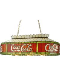 Coca-Cola Oblong Pendant by