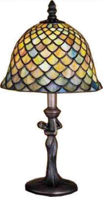 Meyda Tiffany Tiffany Fishscale Mini Lamp  Search Results