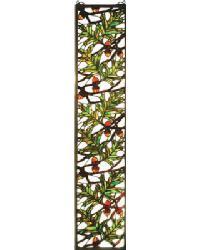 Acorn  Oak Leaf Stained Glass Window 31267 by