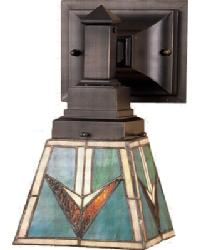 Comanche Wall Sconce 48181 by
