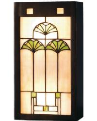 Ginkgo Wall Sconce 71008 by