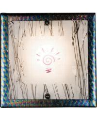 Imagination Fused Glass Sconce 99276 by