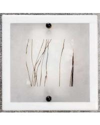 Twigs Fused Glass Sconce 99277 by